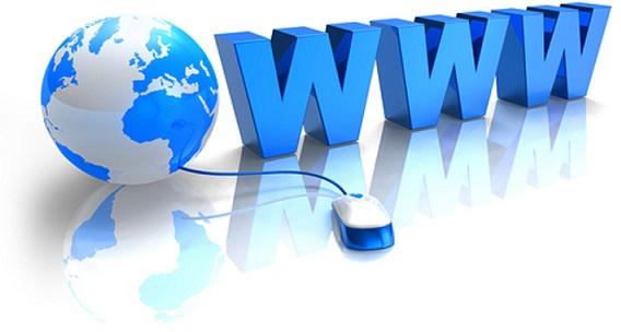 web domena